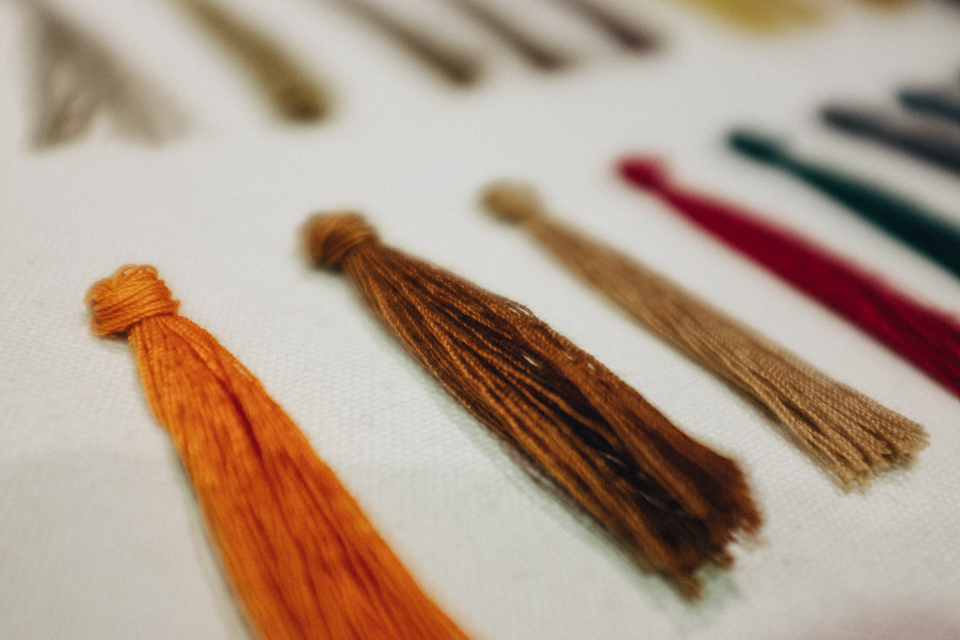 levis choix couleur fil