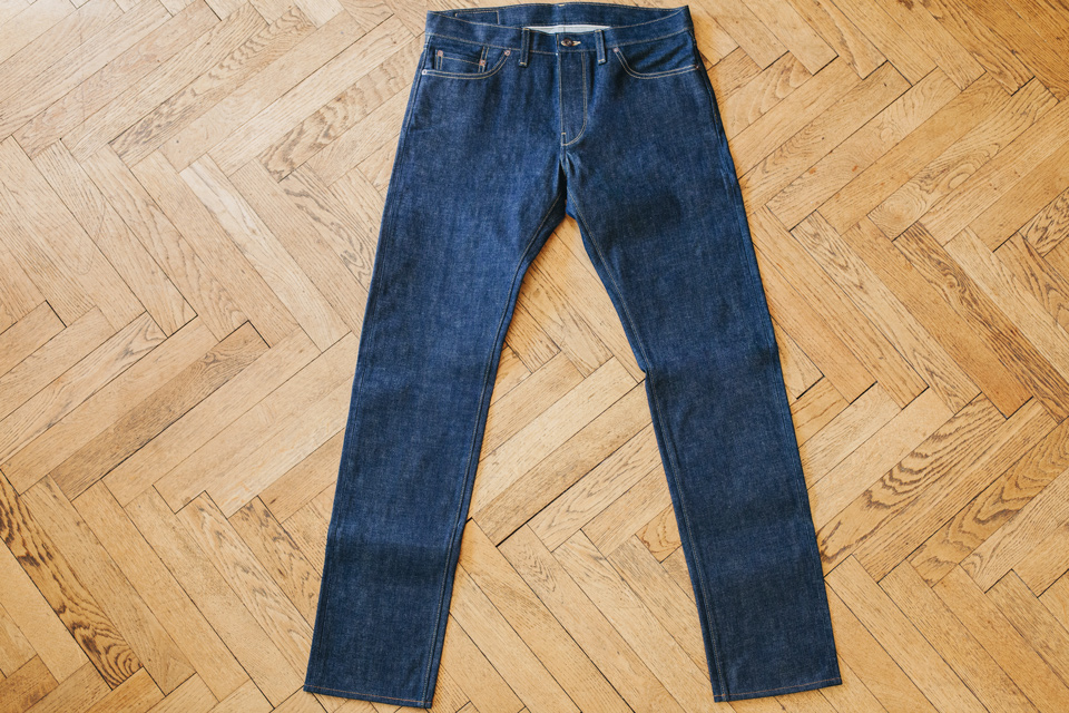 levis lot no1 custom jeans