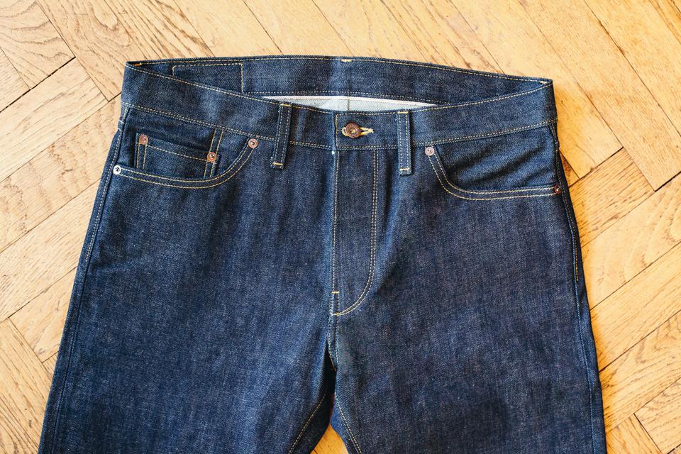 levis lot no1 jeans personnalise