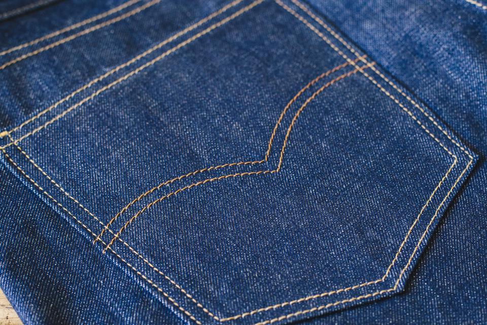 levis lot no1 surpiqures poches