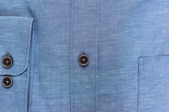 manufacture chemise bouton