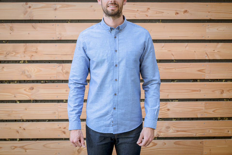 manufacture chemise portee