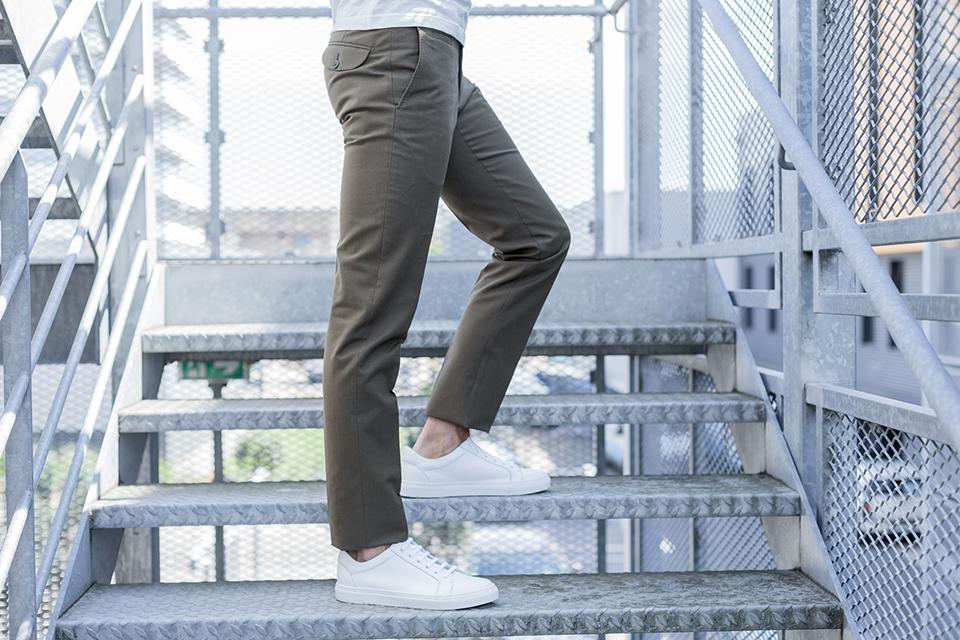 manufacture costume pantalon porte profil