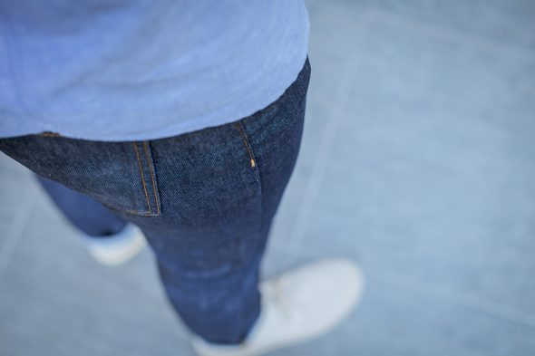 manufacture jeans porte matiere