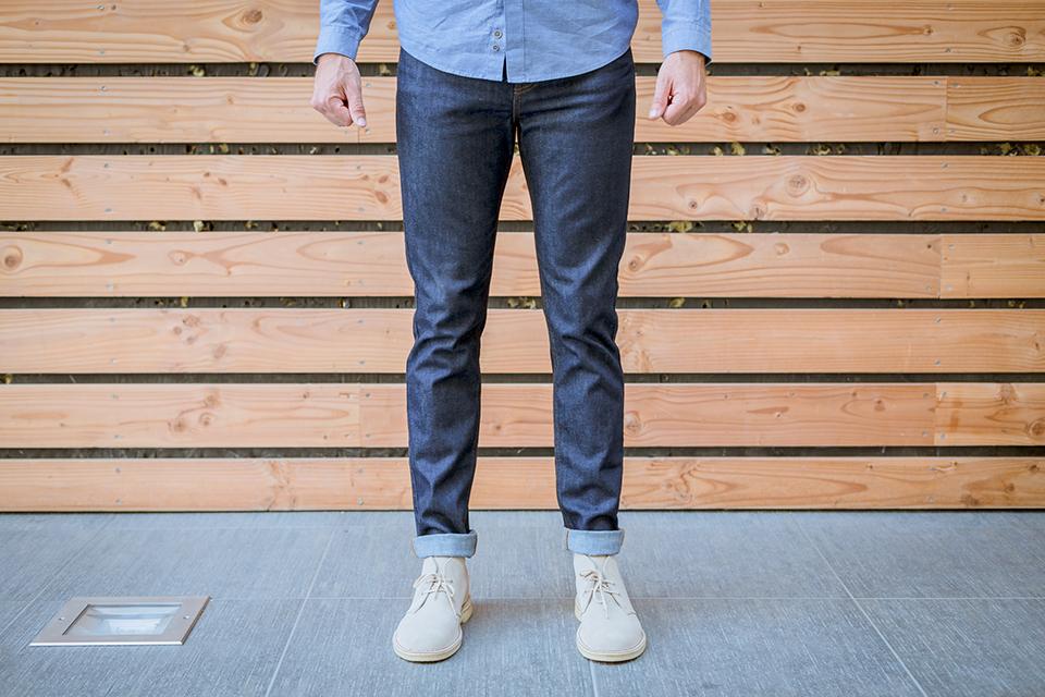 manufacture jeans porte