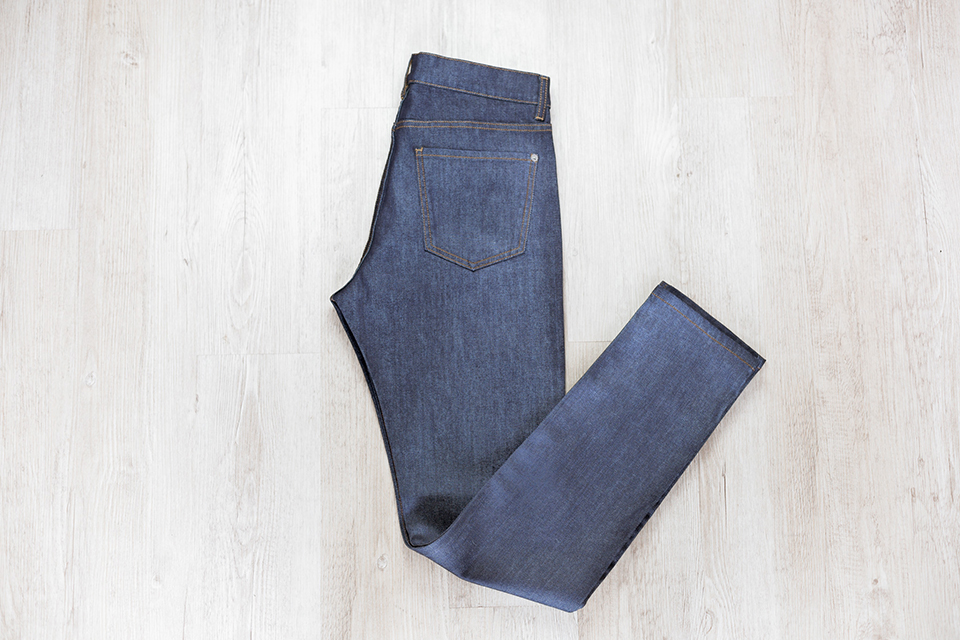 manufacture jeans