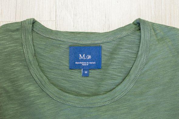 manufacture tshirt col