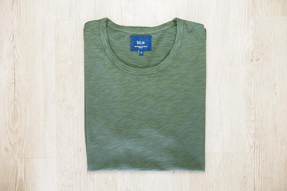 manufacture tshirt plie