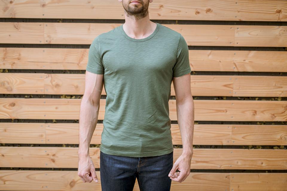 manufacture tshirt porte