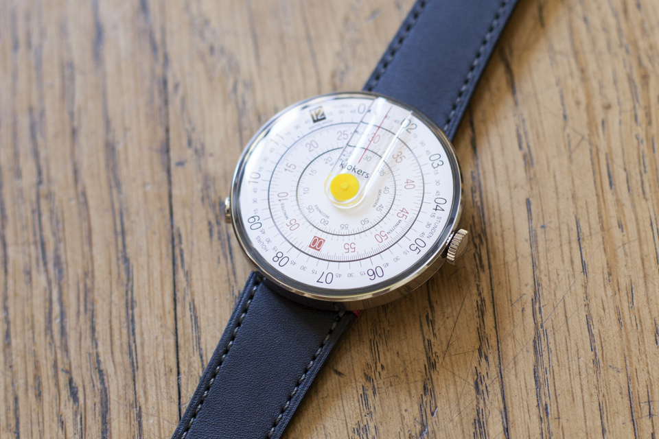 montre klokers avis