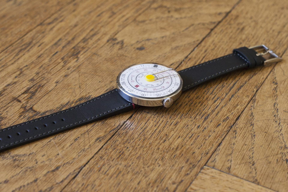 montre klokers klok-01
