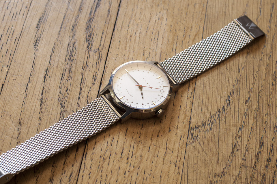 montre vasco watch inflexible test avis