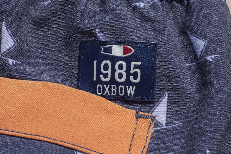 oxbow 1985 logo
