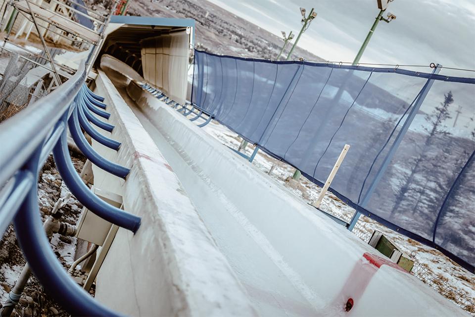 riga piste bobsleigh evg