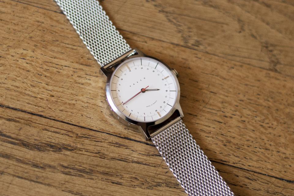 vasco watch inflexible test