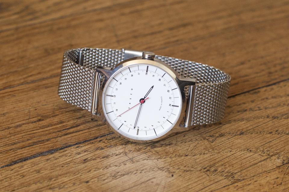 vasco watch inflexible