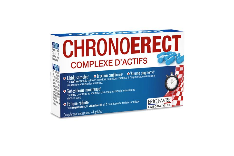Chronoerect Comprimes