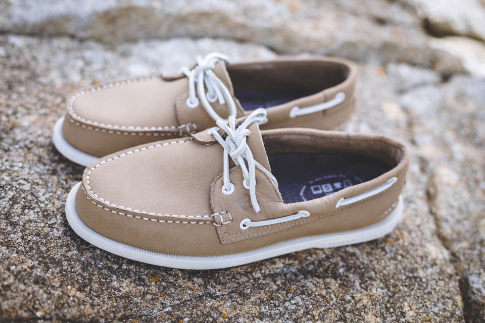 Chaussures bateau Sperry : Test & Avis