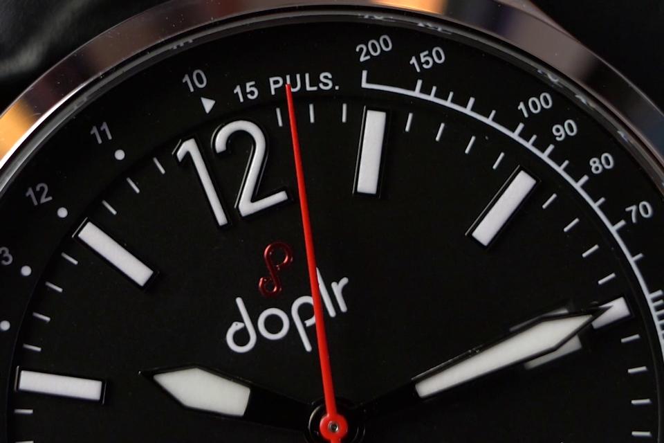 doplr montre pulsometre