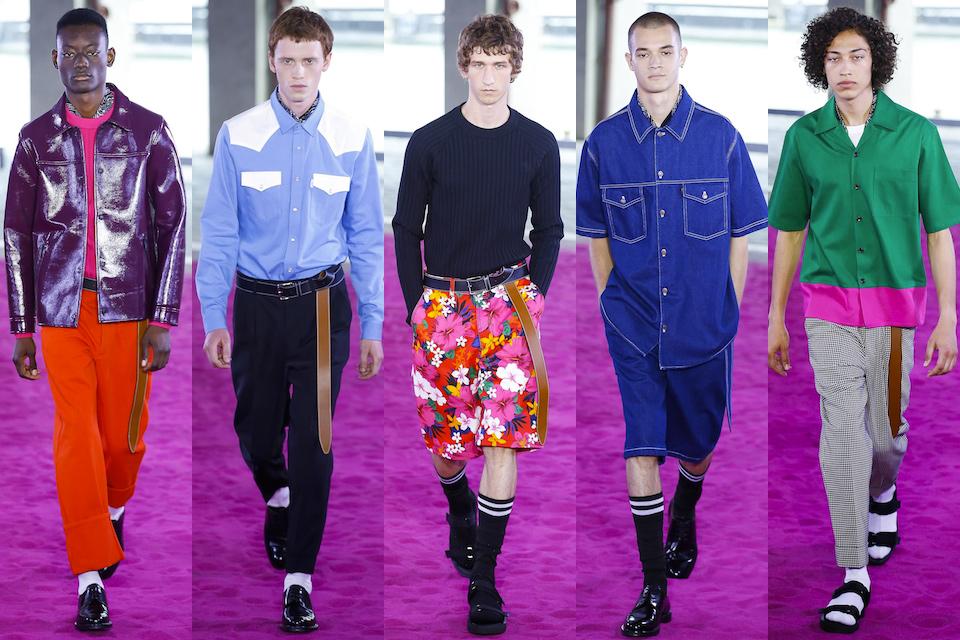 fashion week paris homme ss18 ami