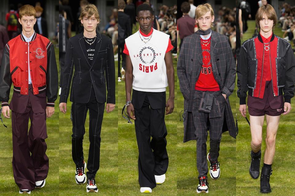 fashion week paris homme ss18 dior