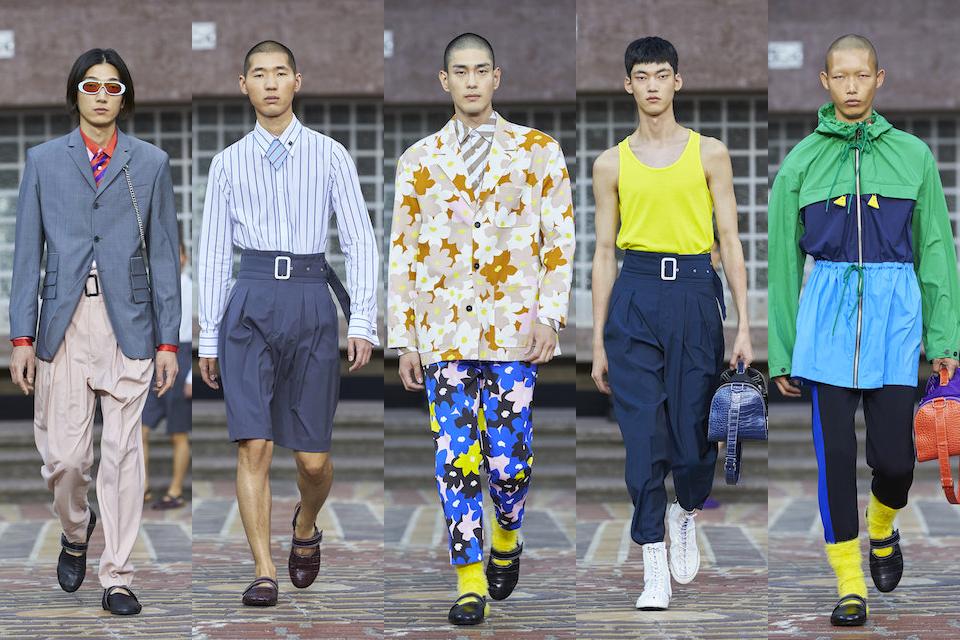 fashion week paris homme ss18 kenzo