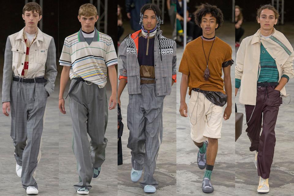 fashion week paris homme ss18 lanvin