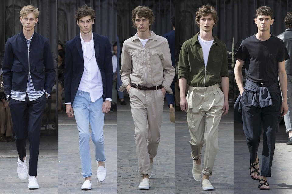 fashion week paris homme ss18 officine generale