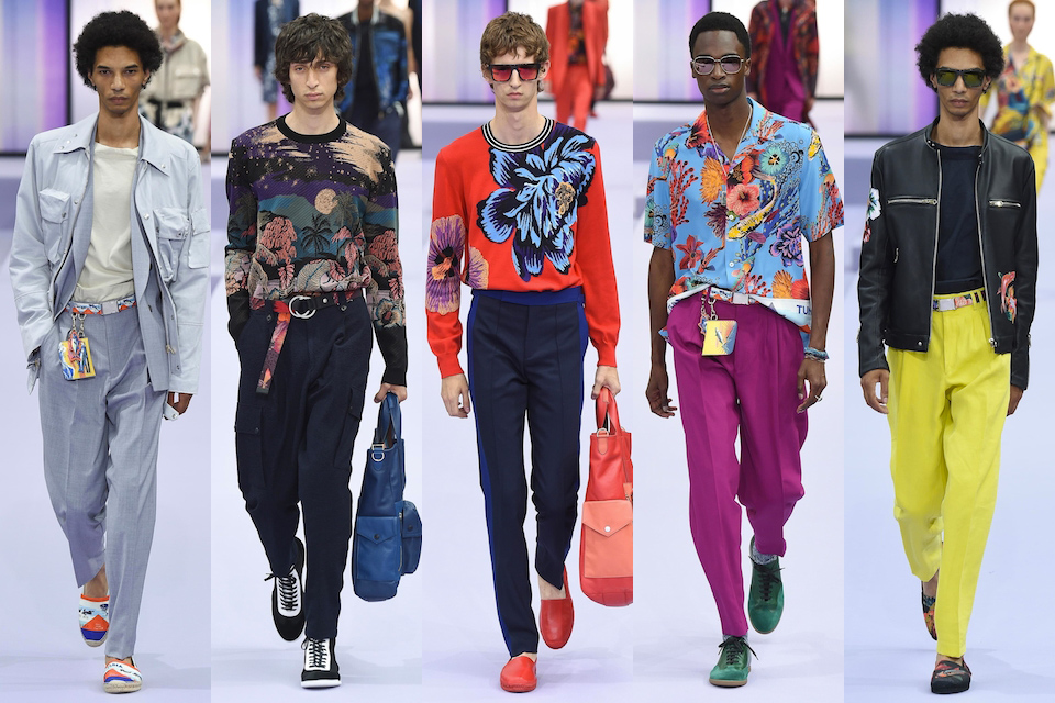 fashion week paris homme ss18 paul smith