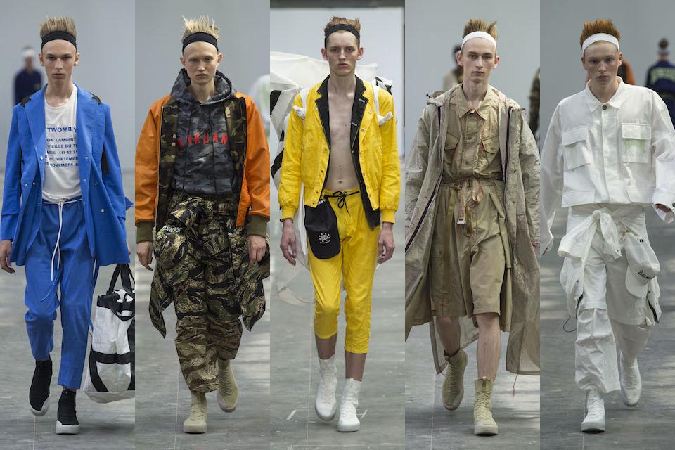 fashion week paris homme ss18 sankuanz