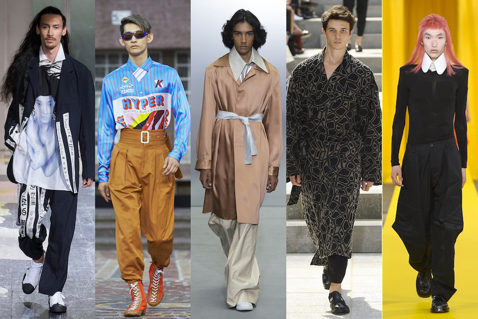 fashion week paris homme ss18 tendance made in japan