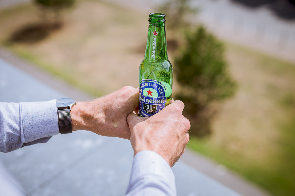 heineken 00 sans alcool biere