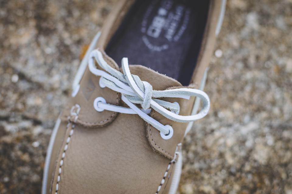 lacets chaussures bateaux