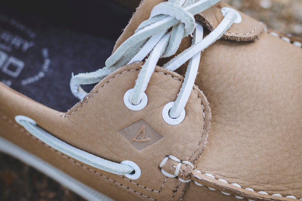 oillets chussures sperry ao 2-eye