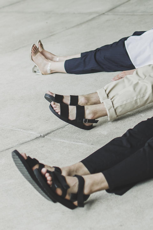 sandales homme noir vagabond sarenza