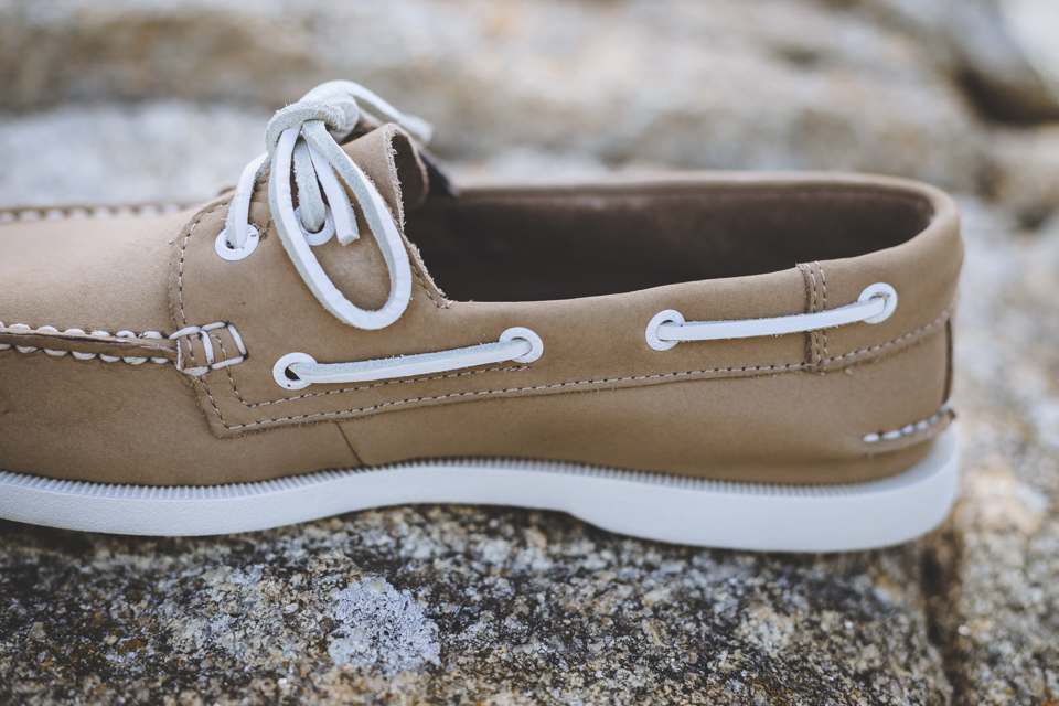 sperry 360 lace systeme