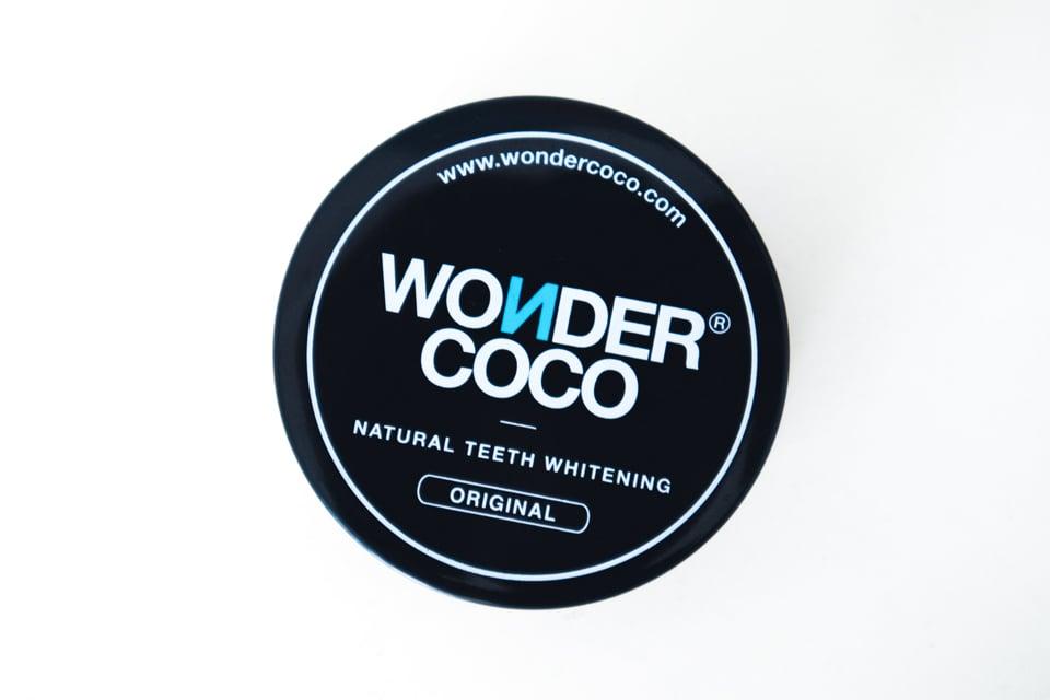 wondercoco charbon test