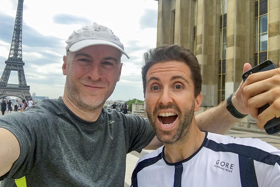 20km Paris Selfie Coach