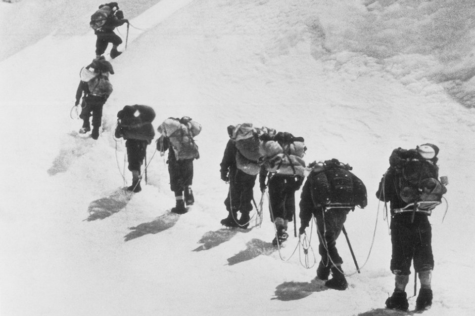 Alpinisme 1940