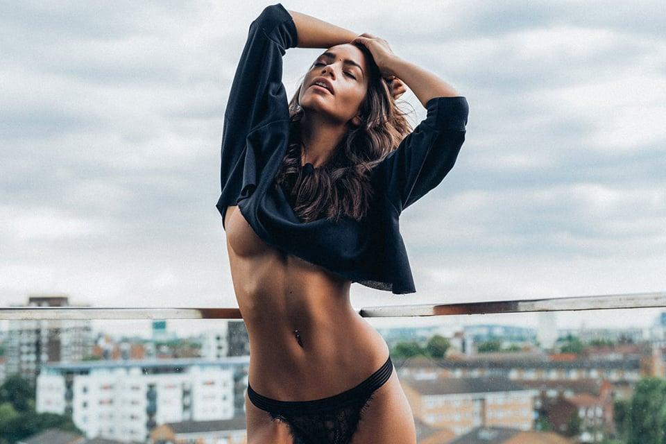 Arielle Panta Sexy Pantie