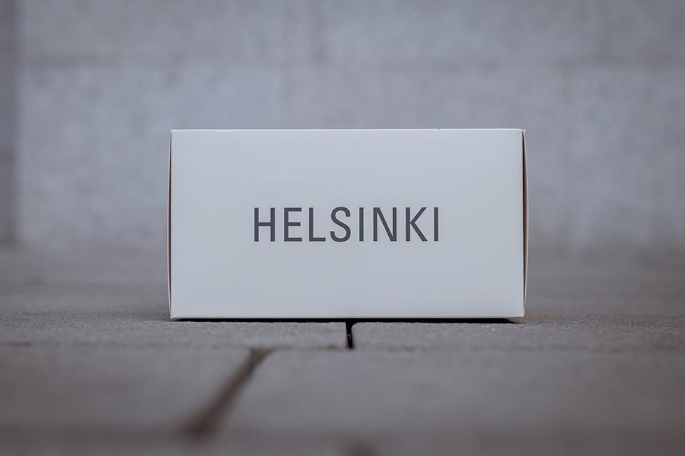 Enceinte Vifa Helsinki Boite Cote