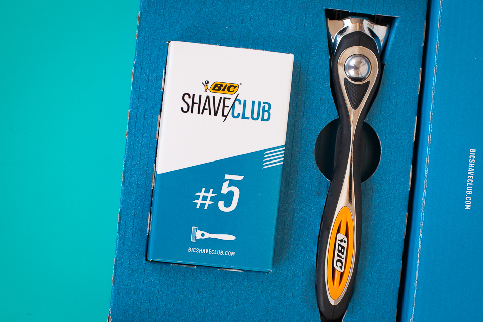 bic shave club pack rasage