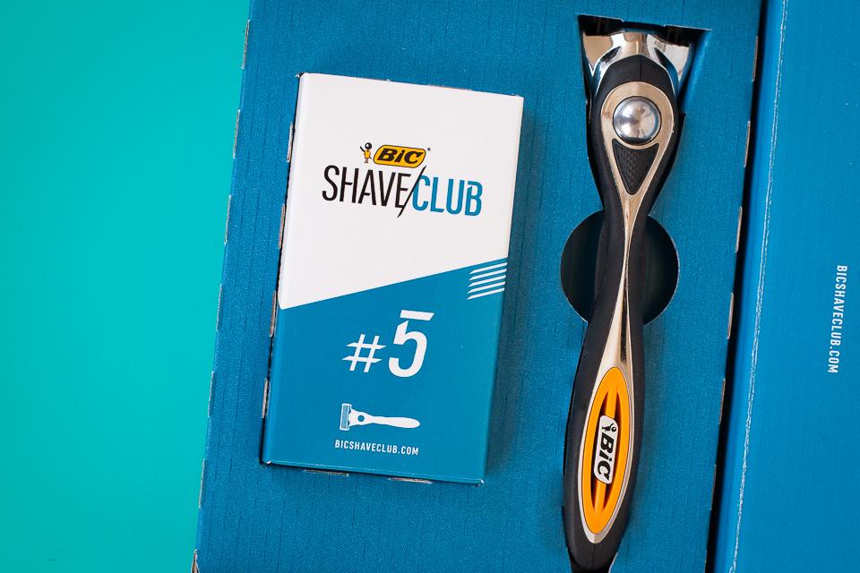 bic shave club pack rasage