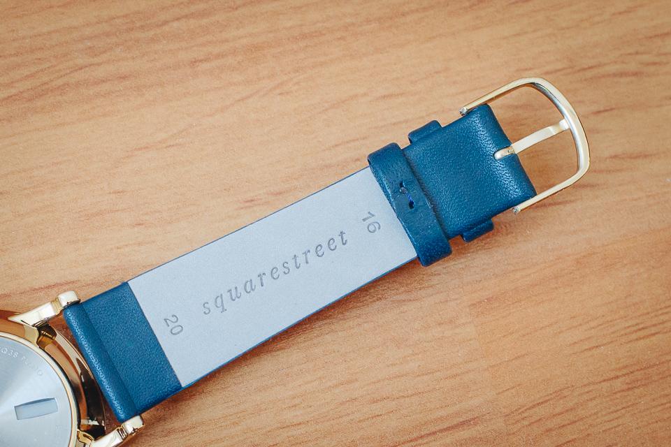 bracelet cuir renne squarestreet