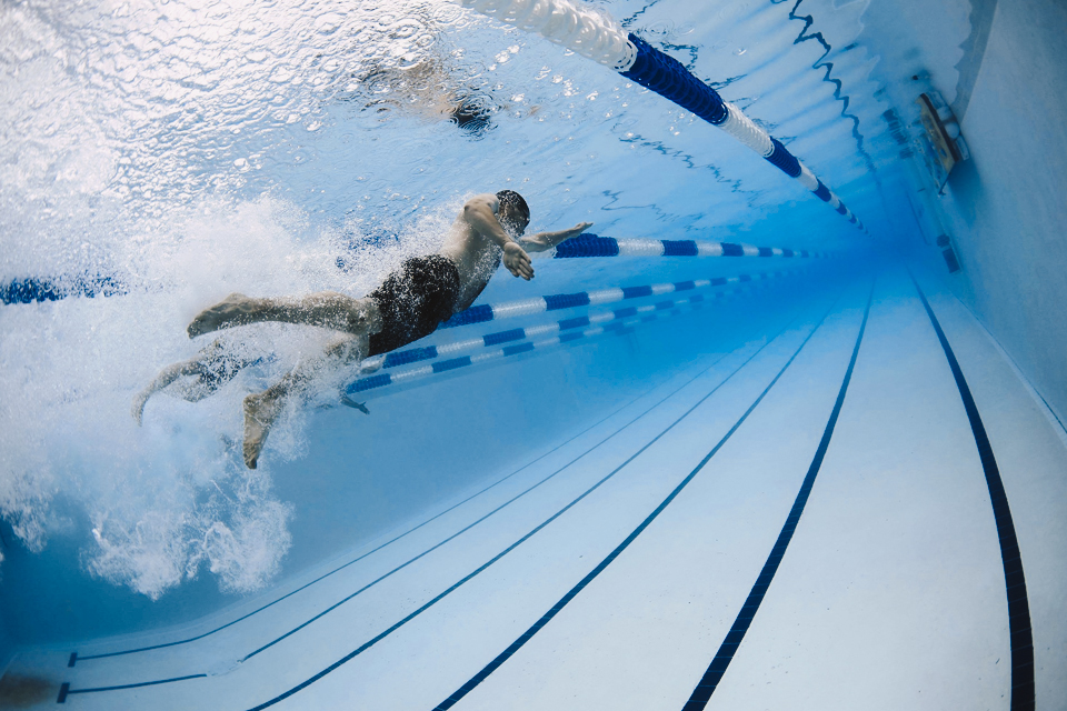 natation sport minceur