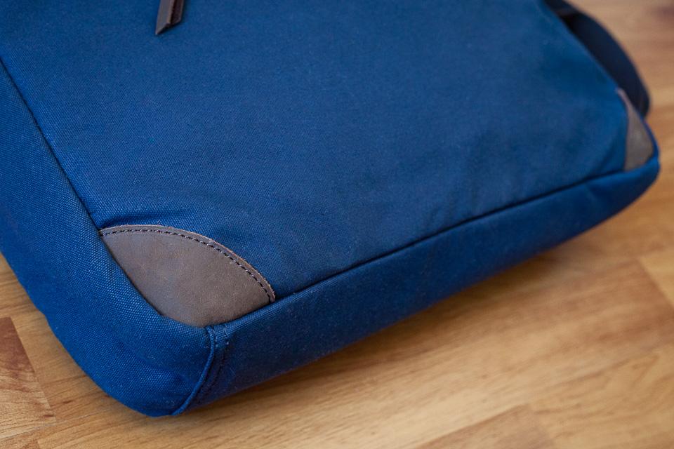 sac billybelt coton cire cuir