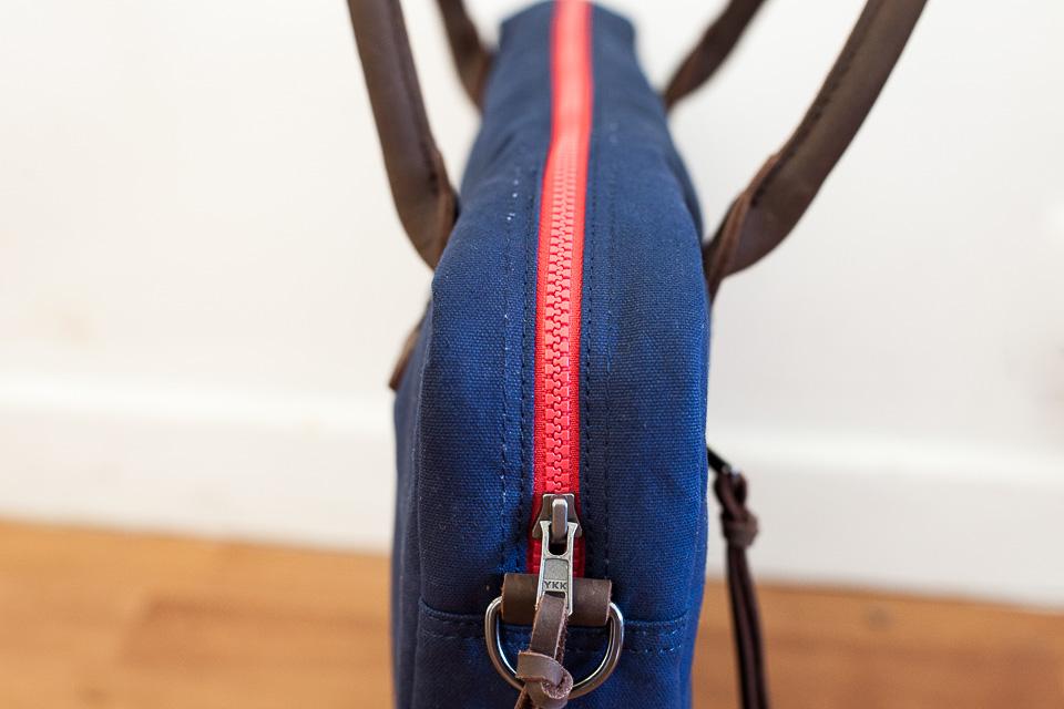 zip rouge sac billybelt