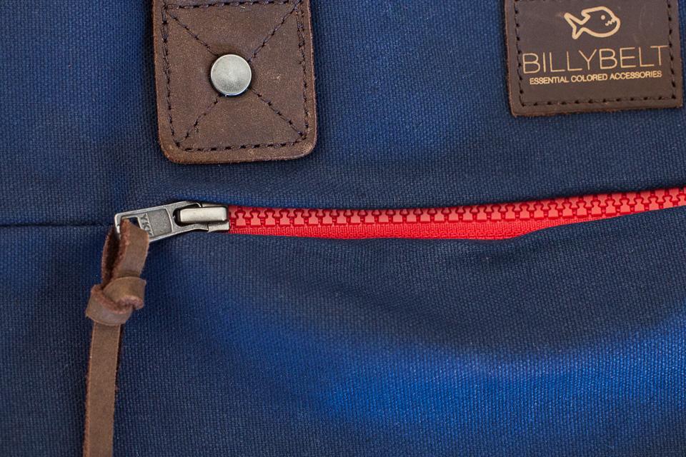 zip ykk sac billybelt