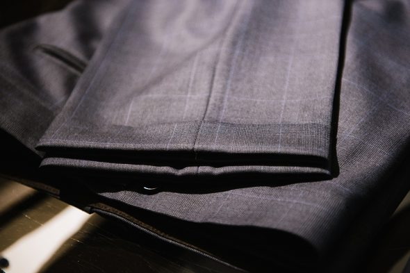 Costume Scabal Zoom Ourlet