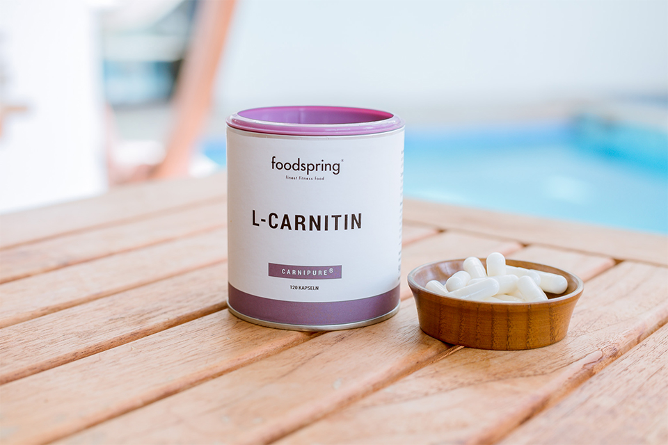 L carnitin foodspring